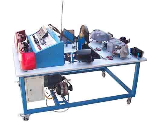 (卧式)全车电器电路实验台