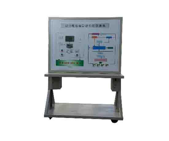 电池管理系统(bms)示教板