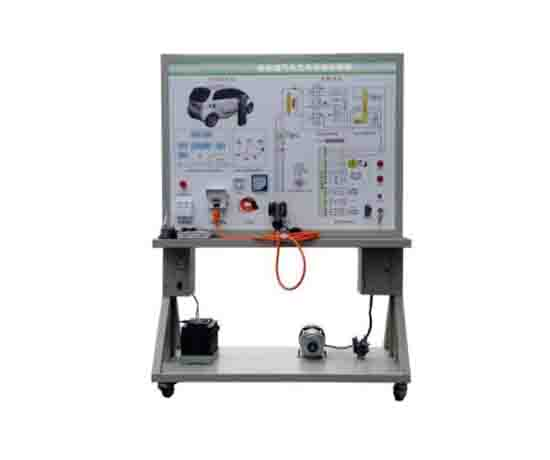 HX-CDQD充电起动系统示教板