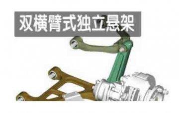 上海汽车教具:悬架常见故障