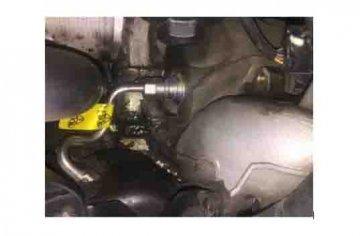 汽车维修教学设备:发动机漏油的原因?