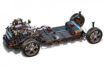 新能源汽车组成结构包含什么