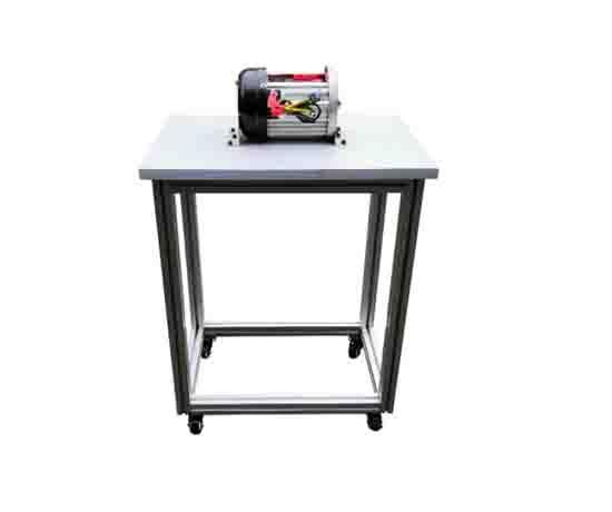 电动汽车开关磁阻电机解剖展示台