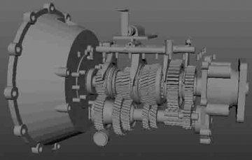 汽车教学变速箱模型:变速箱有哪些类型