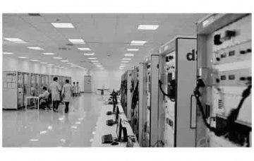 北汽新能源汽车实验室包含什么