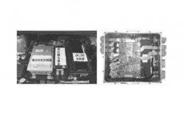 汽车新能源实训生产厂家:电动机控制器