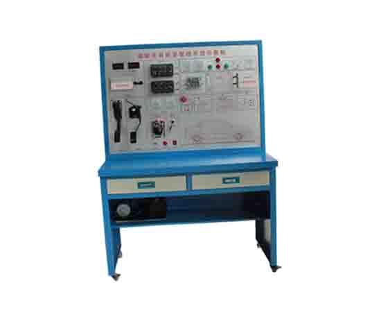 电容能量管理系统示教板