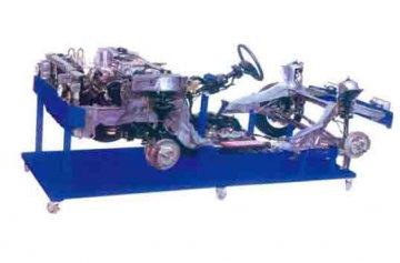 汽车发动机教具:冷却系统的故障诊断与维修
