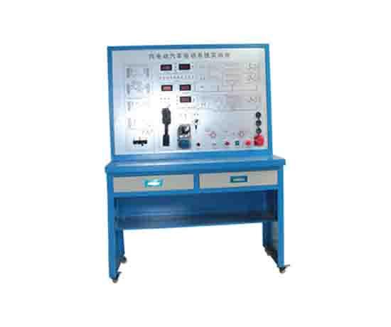 汽车驱动控制器与电机诊断考核实验台