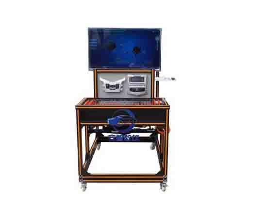 北汽ev160空调系统诊断考核实验台
