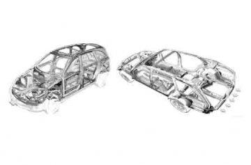 汽车电器维修教学仪器:什么车身壳体