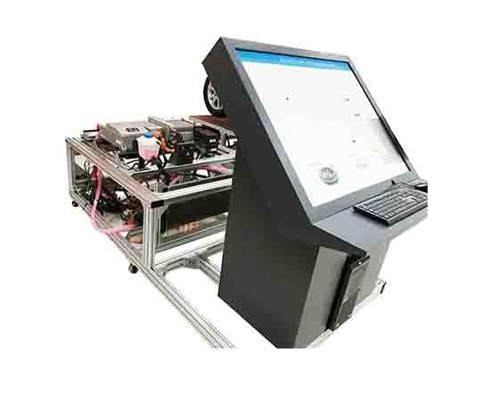 北汽ev160DC/DC系统诊断考核实验台
