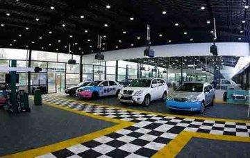 上海汽车美容实训设备:汽车美容实训的步骤有那些?