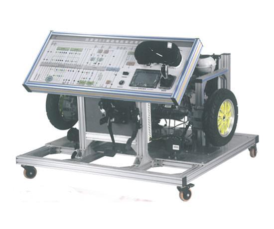 北汽驱动器与电动机诊断考核实验台