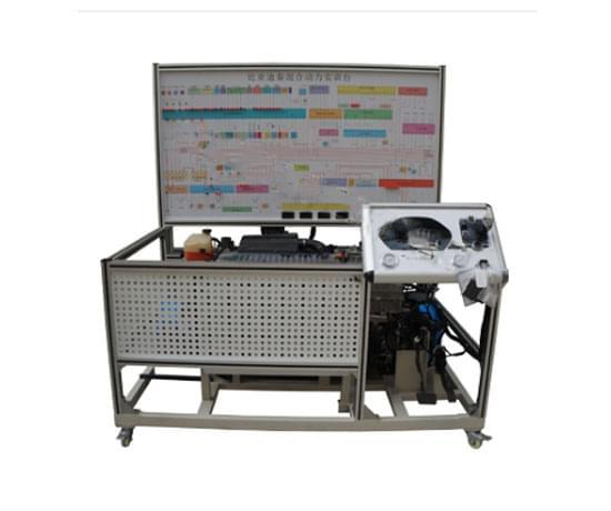 比亚迪驱动器与电动机诊断考核实验台