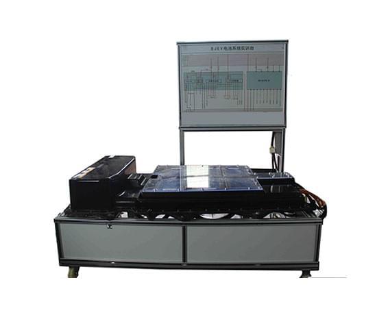 北汽ev160动力电池诊断考核实验台