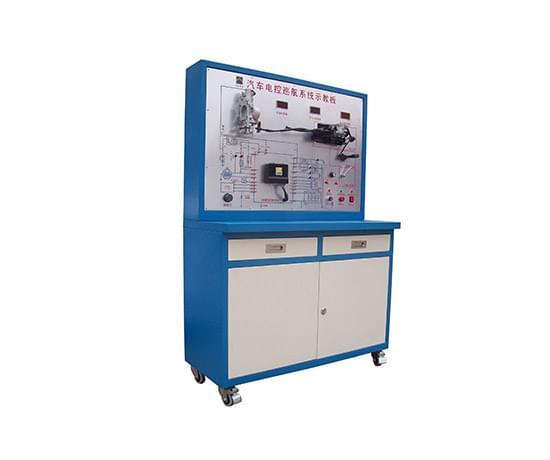 帕萨特电控巡航系统实验台