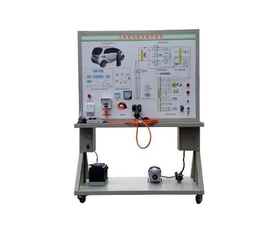 汽车充电桩系统实验台