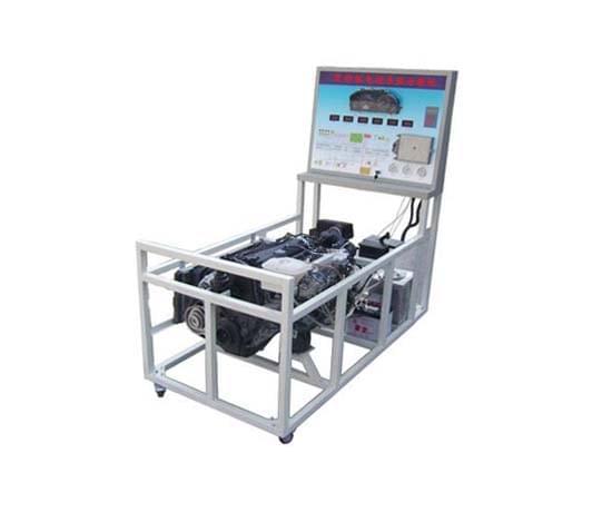 发动机电控系统示教板