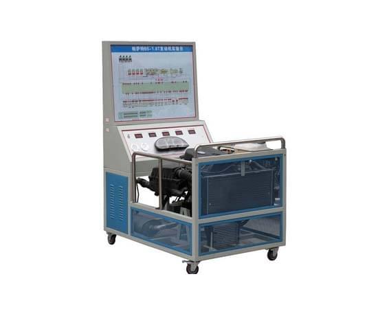 帕萨特1.8T电控发动机实验台