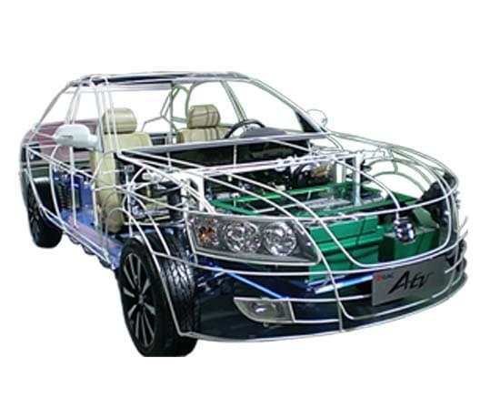 新能源汽车控制器开发实验系统
