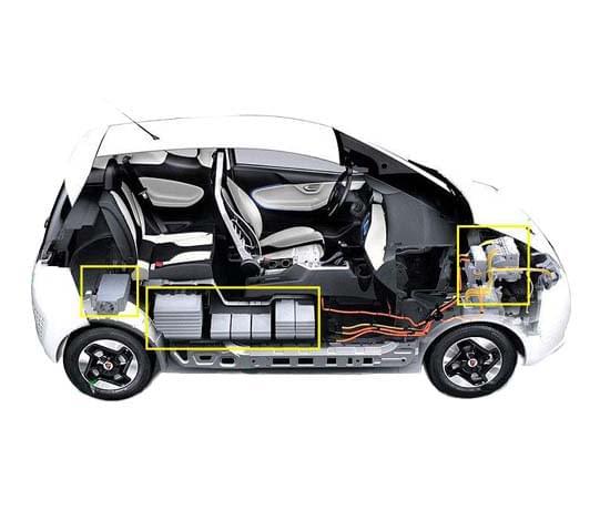新能源汽车控制器开发实验台