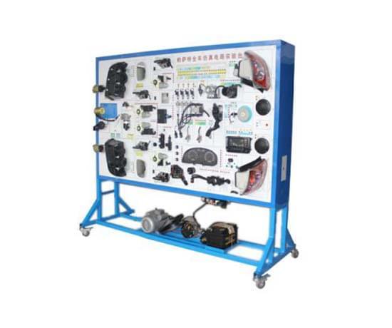帕萨特B5全车电控电器电路实验台