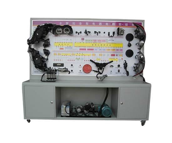 卡罗拉全车电控电器电路实验台
