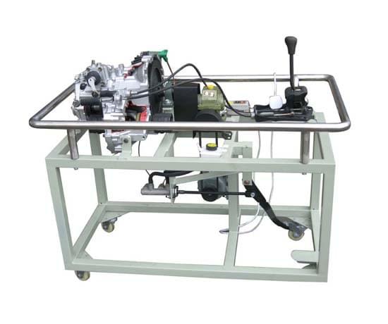 电动汽车涡旋式压缩机解剖展示台