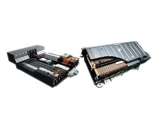 磷酸铁锂电池解剖模型
