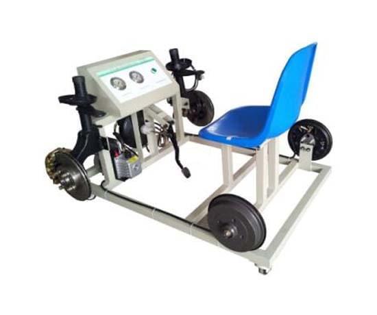 电动汽车真空助力制动系统实训台