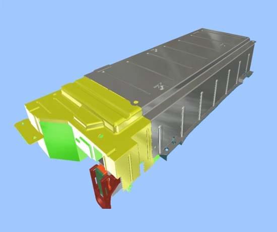 新能源动力电池虚拟仿真教学软件