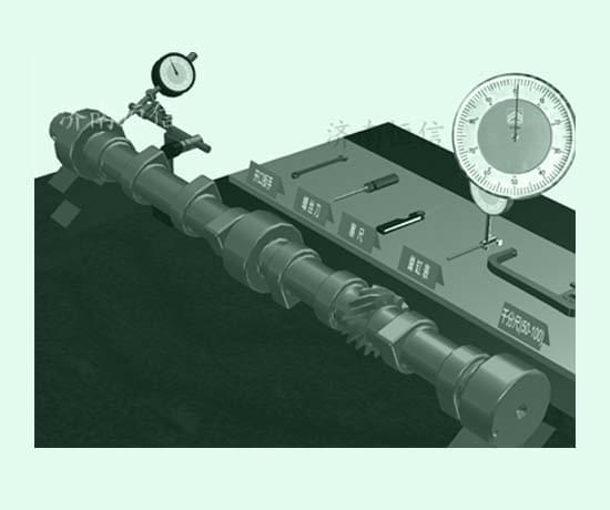 长城2.8T柴油发动机仿真VR教学软件