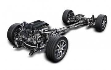 汽车底盘实训设备中的汽车底盘零部件有哪些?