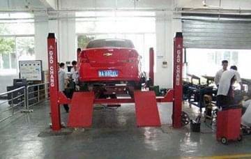 汽车美容实训设备厂家有哪些?提供的设备有哪些?