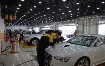 汽车美容设备实训课程有哪些?学习目标是什么