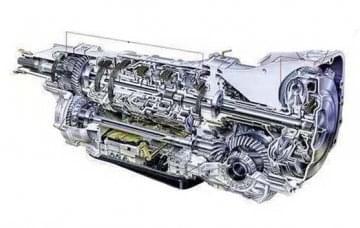 汽车拆装教学设备:自动变速器拆装
