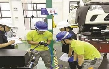 新能源汽车维修大赛有哪些?恒信厂家告知