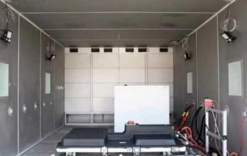 新能源汽车实训车间:动力电池实验室