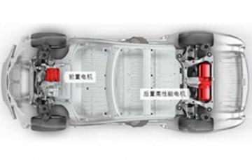 新能源汽车的认识实验及测试评价