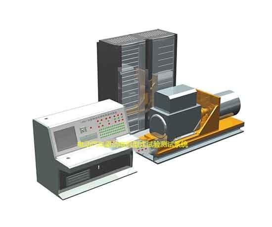 电动汽车驱动电机型式试验测试系统