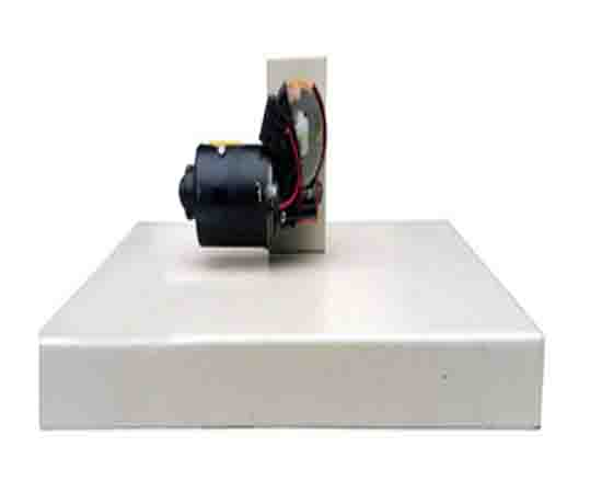汽车雨刷器电机解剖模型