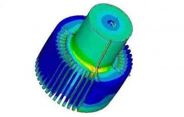 汽车整车教学模型厂家中电机温度过高如何进行检查和诊断?