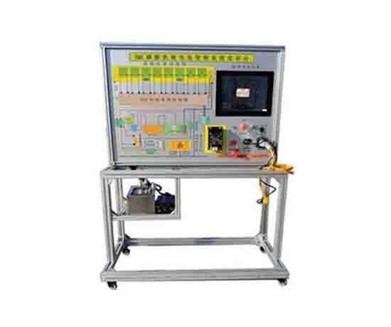 BMS动力电池管理原理示教板