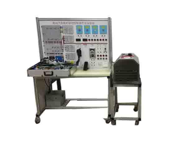 纯电动汽车驱动系统原理与创新实验台