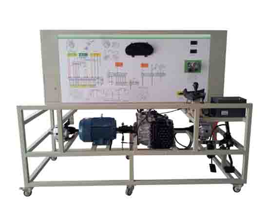 AMT变速器实验台