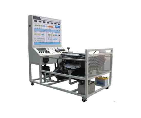 汽油发动机和自动变速器综合实验台