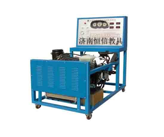 索菲姆电控共轨柴油发动机实验台
