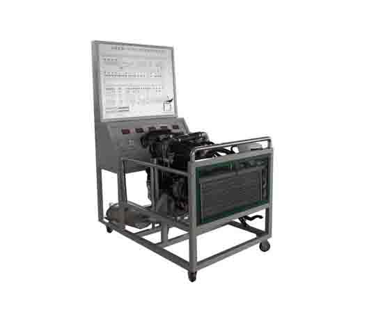 电控高压共轨柴油发动机实训台