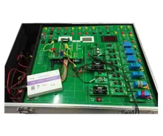 电能转换原理实验系统